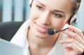 Mitarbeiter im Telefongespräch